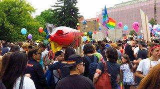 I ove godine organiziran besplatan prijevoz na povorku ponosa u Zagreb
